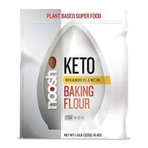 NOOSH KETO 1 to 1 All Purpose Almond Flour with Almond Oil & MCT Oil 1.15 lb - N