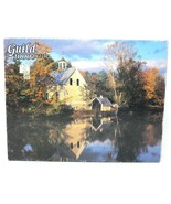 Vintage Whitman Crown Guild 1000 Piece Jigsaw Puzzle River Reflections 4... - £12.75 GBP