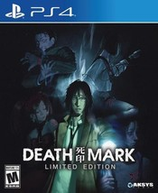 Death Mark - Limited Edition for PlayStation 4  - $90.48