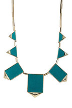 House of Harlow 1960 Classic Station Pyramid Ne... - $35.63