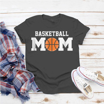Basketball Mom Game Day T-Shirt Ideas Birthday Gift Vintage Funny - $15.99+