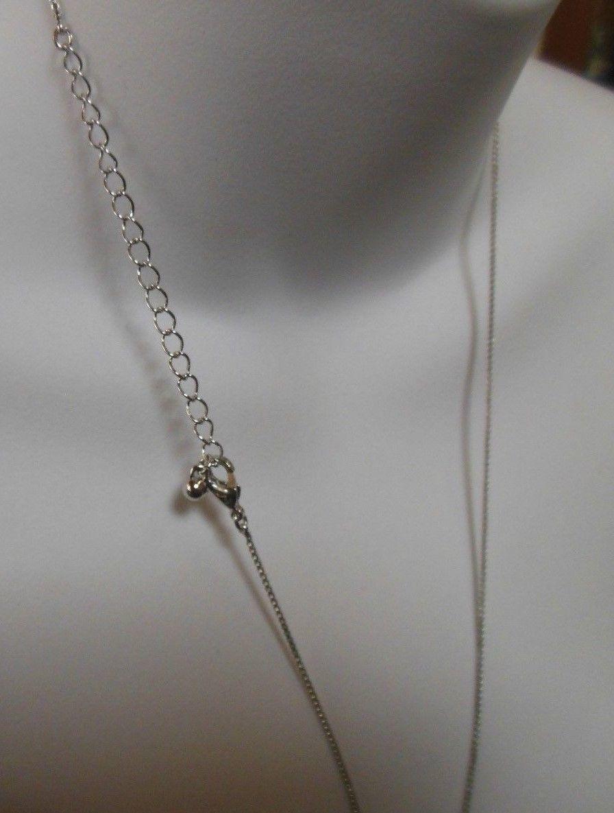 Vintage Avon President's Recognition achievement Necklace Rose Circle 2003-2004