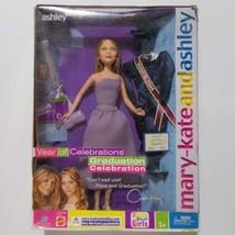 Mary Kate And Ashley Graduation Doll Year Celebrations Mattel 2004 Box Flaws - $29.69