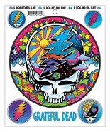 Grateful Dead SYF Outside Vinyl Sticker Set Deadhead  Car Decal - $5.49