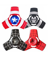 Captain America Fidget Spinner Iron Man Hand Sp... - $16.99