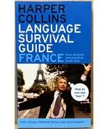 Language Survival Guide: France (Paperback, 9780060536923) Harper Collins - $499.44