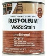Rust-Oleum Ultimate Wood Stain One Coat 316187 Traditional Cherry 32 Oz - $24.74