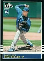 #226 Brad Keller Kansas City RC 2019 Panini Donruss MLB Baseball Card AAI - $2.02