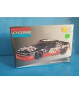 Vintage 1994 Monogram Dirt Devil Pontiac #40 1/24 Model Kit Level 3 NEW,... - $18.69