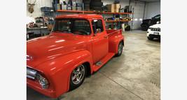 1956 Ford F100 2WD Regular Cab Truck Car for sale in Burnsville, Minnesota 55337 image 11