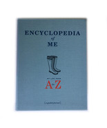 Encyclopedia of Me Guided Journal Diary My Life from A to Z Amy Krouse R... - $18.58