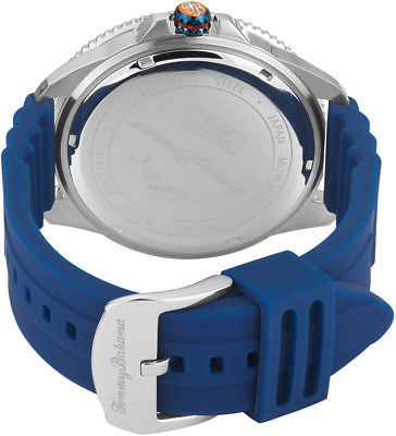 Tommy Bahama Island Diver Mens Watch TB00077-01 Water Resistant 100 Meters