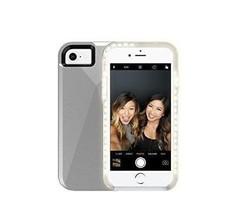 Incipio LUX Brite for iPhone 8 & iPhone 7, Silver - $14.37