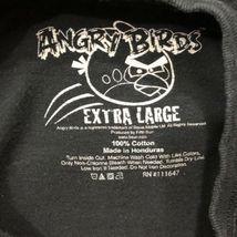 Angry Birds Mens Christmas Shirt XL image 4