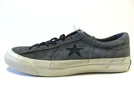 NEW Converse x John Varvatos Grey Star Shoes Size Men's 5.5 Women's 7.5 Low Top image 5