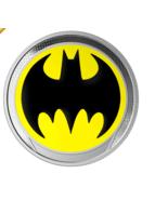 The Bat Signal $20 Silver Proof Coin MNI 80 Years Batman - £106.26 GBP