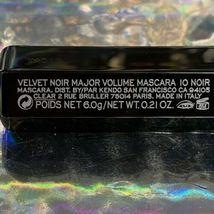 NWOB Marc Jacobs Black Highliner & Velvet Noir Mascara Travels image 7