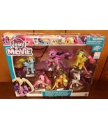 My Little Pony the Movie Pirate Ponies Collection Mane 6 Walmart Exclusi... - $42.00
