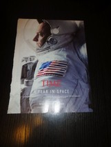 Scott Kelly: A Year in Space TIME's Documentary 1 AD clipping from TIME ... - $9.50