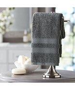 Member's Mark Hotel Premier Collection 100% Cotton Luxury Hand Towel, Da... - $14.85