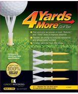 4 Yards More Golf Tee 2 3/4 inch Standard - $3.99+