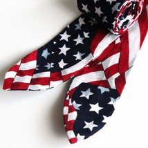 Cooling Tie, Patriotic American Flag, Stars and Stripes - $12.00