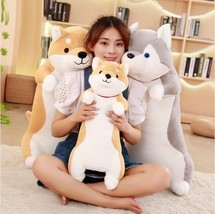 1pc 60cm Cute Corgi Dog Plush Toys Soft Kawaii Animal Cartoon Dog Lovely... - $20.00