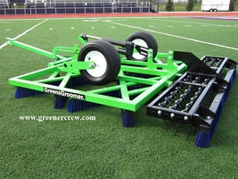 Synthetic Sports Fields Turf Groomer Electric Lift  - $3,749.00