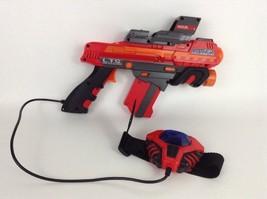 Laser Challenge Pro Blaster Gun Red Dot Sight with Batteries Jakks Pacif... - $32.62