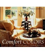 BRAND NEW Comfort Colors: Palettes for Liveable Rooms - $24.74