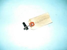 Massey Chain Saw NOS Trigger Lock Button Part# 1046366m1 - $6.71