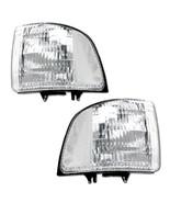 NEW Dodge Ram 1500 2500 94-01 Set Pair Replacement Clear Front Corner Li... - $19.79
