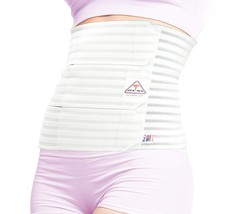 """ITA-MED Women's Breathable Elastic Abdominal Binder 12"""" Wide, Small - $50.30"""