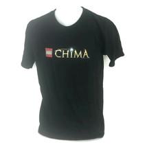 Lego Legends of Chima Adult Men's T-Shirt American Apparel Made USA Medi... - £10.09 GBP