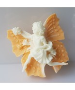 You are buying a soap - Butterfly Fairy Ella - handmade soap - $7.43