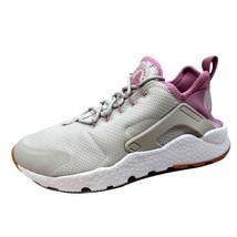 Nike Air Huarache Run Ultra Light Bone/Orchid-Gum Yellow 819151-009 Womens SZ 7 - $63.00