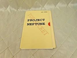 Project Neptune Atari ST Commodore Amiga Manual Instructions + 1989 Rip ... - $11.64