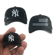 "NEW YORK YANKEES THIN BLUE LINE HAT 2"" CHALLENGE COIN - $23.74"
