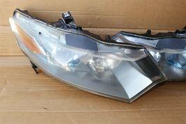 10-11 Honda Insight EX Headlight Lamps Light Set LH & RH image 7