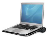 Fellowes I-Spire Series Laptop Lapdesk 11 3/8 x 15 x 1 7/8 Black/Gray 9473101