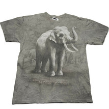 Men's The Mountain Tami Alba Elephant All Over Print Big Graphic T Shirt... - $29.63