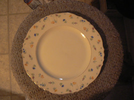 Syarcuse dinner plate (Suzanne) 9 available - $11.19