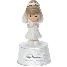 Precious Moments, Holy Communion Music Box, Plays: The Lord's Prayer, Re... - $30.62