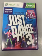 Just Dance 3 (Microsoft Xbox 360, 2011) Complete w/manual - $4.99