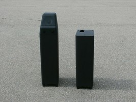 Acoustic Research M5 Holographic Imaging Floorstanding Speakers (incompl... - $300.00
