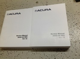 2002 2003 2004 2005 2006 Acura RSX Service Repair Workshop Shop Manual F... - $138.55