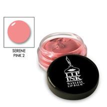 LIP INK Organic Tinted Lip Balm Moisturizer - Serene Pink - 2 - $19.80