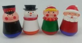 Christmas Ink Pen Set Toys Rare Collectible Vin... - $24.74