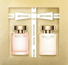 Michael Kors Coffret Women's Perfume Gift Set  2 Fragrances EDT/EDP Sz 4... - $31.67