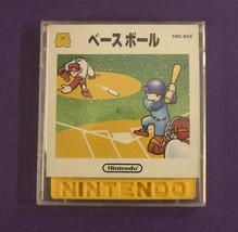 Baseball / Mahjong (Nintendo Famicom Disk System FDS, 1986) Japan - $8.34